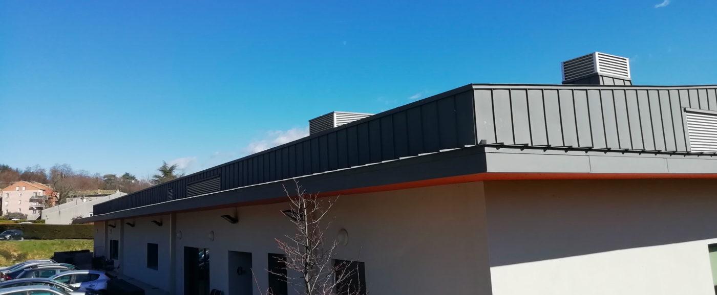 Couverture toiture en neuf ou rénovation